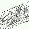 Ilustración 1 de Implante para el apoyo mutuo de las apófisis espinosas de cuerpos vertebrales.