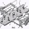 Ilustración 1 de Sistema automatizado para unir partes de un chasis y método asociado.