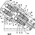 Ilustración 1 de Máquina y método para fabricar productos de amortiguación inflados.